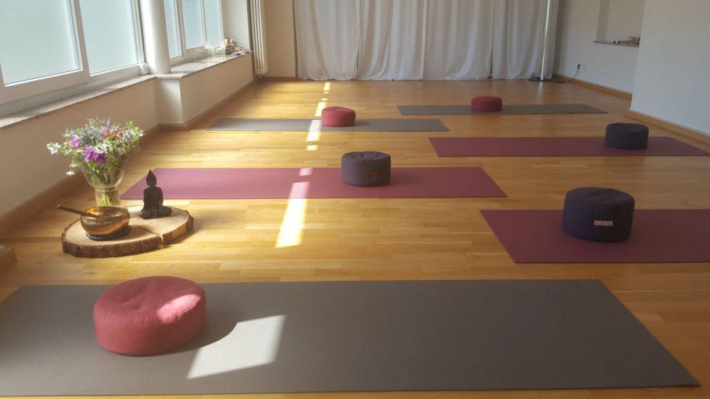 Svasthya Studio für Yoga & Alexander-Technik Bonn - Sonnenraum