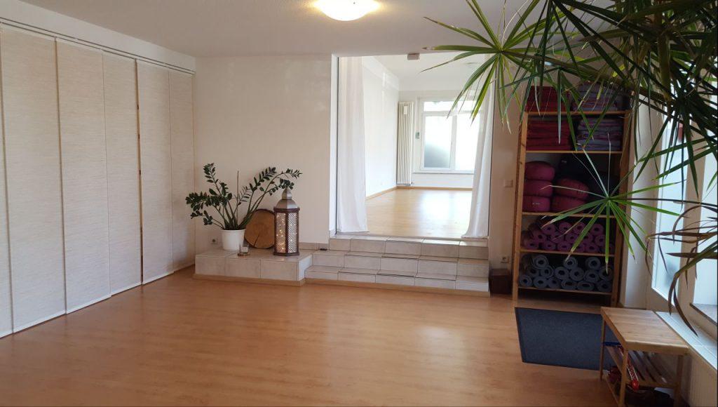Svasthya Studio für Yoga & Alexander-Technik Bonn - Teeraum